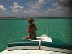 34 ft. Chris Craft Motor Yacht Cruiser Boat Rental Playa del Carmen Image 4