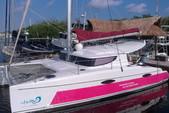 38 ft. Fountaine Pajot Antigua 37 Catamaran Boat Rental Cancun Image 1
