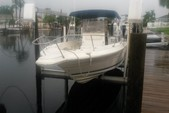 25 ft. Sea Ray 240 Sundeck Center Console Boat Rental Tampa Image 7