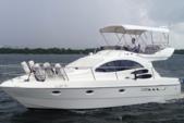 39 ft. Azimut 39 Motor Yacht Boat Rental Miami Image 9