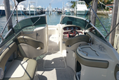 27 ft. Sea Ray 270 Sundeck Deck Boat Boat Rental West Palm Beach  Image 4