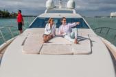 86 ft. Azimut Motoryacht Motor Yacht Boat Rental Miami Image 2