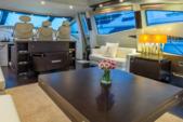 86 ft. Azimut Motoryacht Motor Yacht Boat Rental Miami Image 5