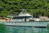 58 ft. Hatteras 58 Motoryacht Motor Yacht Boat Rental Puerto Vallarta Image 1