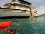 58 ft. Hatteras 58 Motoryacht Motor Yacht Boat Rental Puerto Vallarta Image 8
