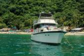 58 ft. Hatteras 58 Motoryacht Motor Yacht Boat Rental Puerto Vallarta Image 10