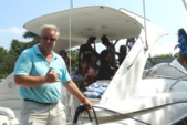42 ft. Regal 42 foot 6 in Commodore Regal Sports Cruiser Cruiser Boat Rental Miami Image 7