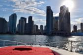 78 ft. Leopard 23M Sport Motor Yacht Boat Rental Miami Image 22