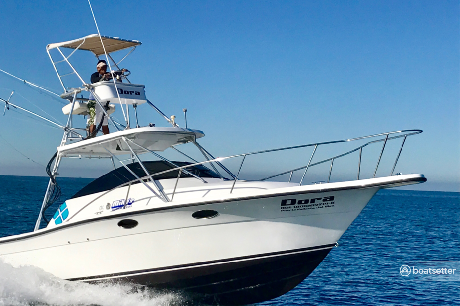 Rent a S 2 offshore sport_fishing in Nuevo Vallarta, Nay. near me