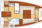 34 ft. Beneteau Oceanis 34 Sloop Boat Rental Lagos Image 11