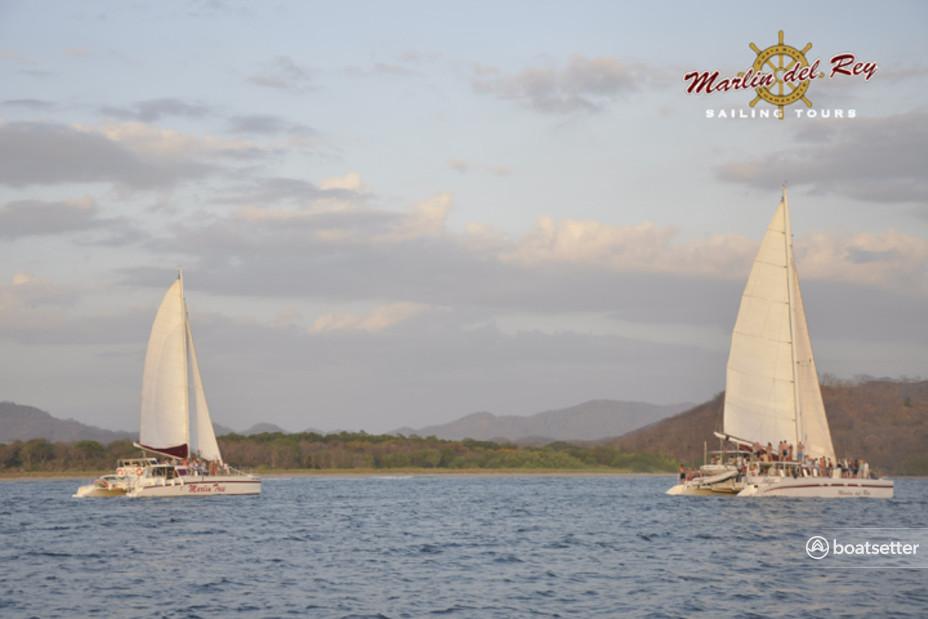 Rent a Catamaran Cruisers catamaran in null, Guanacaste Province near me