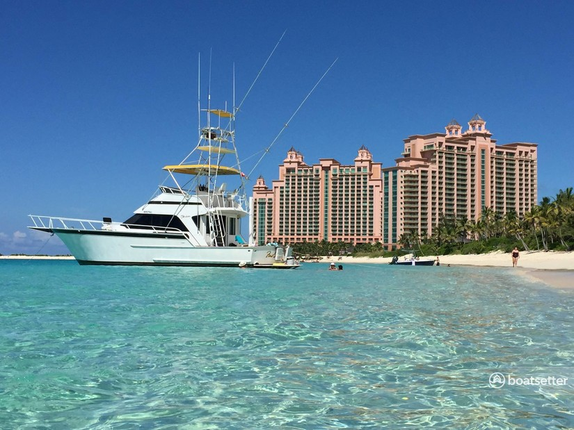 Rent a Striker offshore sport_fishing in Nassau, New Providence near me