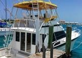 58 ft. Striker Sport Fisherman Offshore Sport Fishing Boat Rental Nassau Image 5