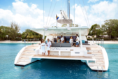 62 ft. Luxury Catamaran N/A Catamaran Boat Rental Mount Standfast Image 1