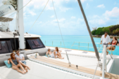 62 ft. Luxury Catamaran N/A Catamaran Boat Rental Mount Standfast Image 8