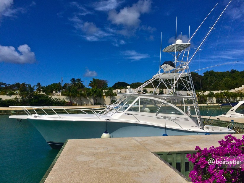 Rent a Luhrs offshore sport_fishing in St. Peter, Saint Peter near me