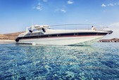50 ft. Alfamarine Open High Speed 50 Motor Yacht Boat Rental Mikonos Image 1