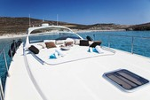 50 ft. Alfamarine Open High Speed 50 Motor Yacht Boat Rental Mikonos Image 2