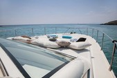 50 ft. Alfamarine Open High Speed 50 Motor Yacht Boat Rental Mikonos Image 18