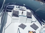 44 ft. Ferretti 500 Motor Yacht Boat Rental Mikonos Image 13