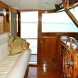 70 ft. Burger 75 Motor Yacht Boat Rental Nassau Image 23