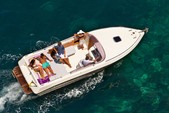 28 ft. Airon Marine 25 Cruiser Boat Rental Sorrento Image 7