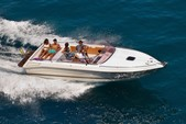 28 ft. Airon Marine 25 Cruiser Boat Rental Sorrento Image 9