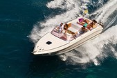 28 ft. Airon Marine 25 Cruiser Boat Rental Sorrento Image 10
