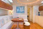 59 ft. Pershing 54 Motor Yacht Boat Rental Sorrento Image 6