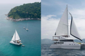 70 ft. Colin Archer N/A Catamaran Boat Rental Phuket Image 2