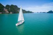 104 ft. Sparkman And Stephens Baruna Sloop Boat Rental Phuket Image 1