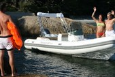 21 ft. Capelli Tempest 650 Inflatable Boat Rental Lagos Image 2