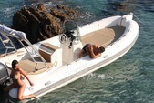 21 ft. Capelli Tempest 650 Inflatable Boat Rental Lagos Image 8