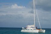 47 ft. Jeanneau Lagoon Catamaran Boat Rental Belize City Image 1