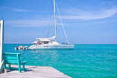 47 ft. Jeanneau Lagoon Catamaran Boat Rental Belize City Image 2