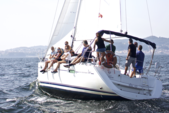39 ft. Jeanneau Odyssey 39i Sloop Boat Rental Vigo Image 3