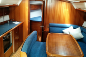 38 ft. Bavaria 38 Cruiser Sloop Boat Rental Vigo Image 4