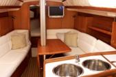37 ft. Elan N/A Sloop Boat Rental Vigo Image 1
