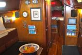 40 ft. Hinckley Bermuda 40 Custom Yawl Sloop Boat Rental Charleston Image 1