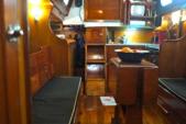 40 ft. Hinckley Bermuda 40 Custom Yawl Sloop Boat Rental Charleston Image 3