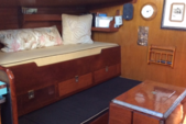40 ft. Hinckley Bermuda 40 Custom Yawl Sloop Boat Rental Charleston Image 8