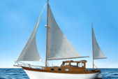 45 ft. American Sail Inc N/A Sloop Boat Rental Setúbal Image 1