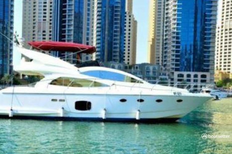 Rent a Astondoa motor yacht in Dubai, إمارة دبيّ near me