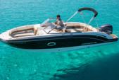 25 ft. Chaparral 250 Signature Motor Yacht Boat Rental Eivissa Image 1