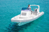26 ft. Brig Eagle 780 Inflatable Boat Rental Eivissa Image 1