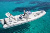 26 ft. Brig Eagle 780 Inflatable Boat Rental Eivissa Image 3