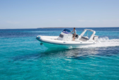 26 ft. Brig Eagle 780 Inflatable Boat Rental Eivissa Image 3