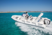 26 ft. Brig Eagle 780 Inflatable Boat Rental Eivissa Image 4