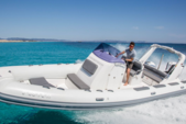 26 ft. Brig Eagle 780 Inflatable Boat Rental Eivissa Image 5