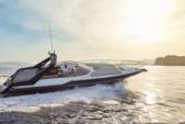 37 ft. Sunseeker Tomahawk 37 Motor Yacht Boat Rental Eivissa Image 2